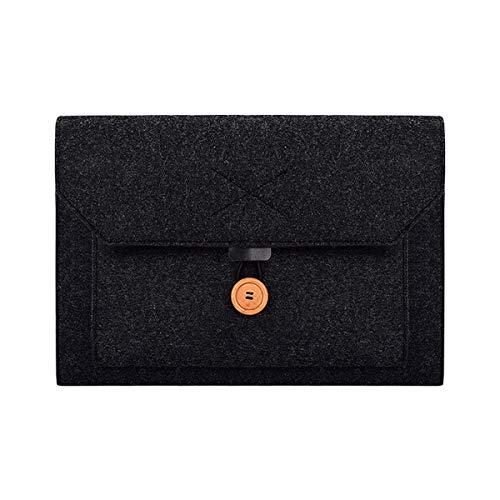 "Filz Sleeve Hülle Ultrabook Laptop Tasche Kompatibel mit 11.6-15.4 Zoll Laptop Sleeve Case, Notebook Hülle Schutzhülle Tasche Laptoptasche für 11.6\""/12.5\"" 13.3\"" 14.1\""/15.4\"" PC Tasche"