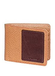 JUSTANNED Tan Mens Wallet (JTMW460-3)