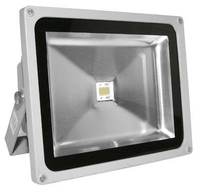 LED Fluter 30W Flutlicht Messebeleuchtung Kaltweiß Außenleuchte IP65 Wandleuchte von GOLIATH auf Lampenhans.de