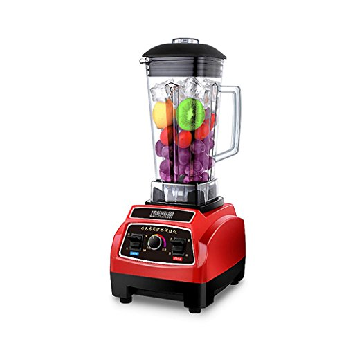 JCOCO Automatische Sand-Eis-Maschine Handels- / Ausgangsmultifunktions-Eis-Mischmaschine, Sojamilch-Maschine, Tee-Geschäft Juicer, Kochende Maschine, Eis-Maschine, 1600W / 2L