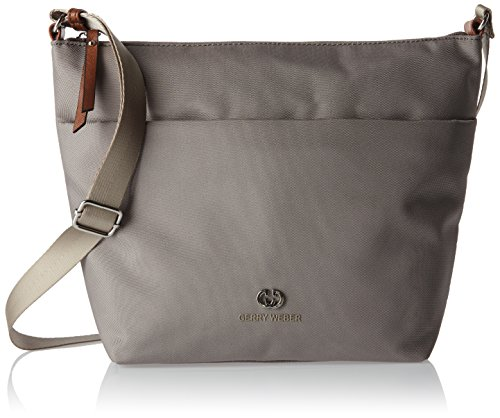 GERRY WEBER Lemon Mix II Shoulder Bag H, L, Borse a Tracolla Donna Beige (710)