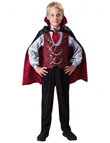 'Dark Vampire' Kostüm' - Alter von 4-6 - ()