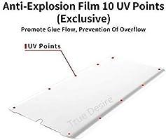 True Desire Screen Protector Liquid uv Full Glue Film Anti-Explosion 2X Tempered Glass for Huawei P30 Pro