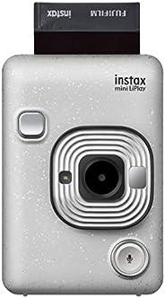 Instax Mini Liplay Hybrydowy Aparat Natychmiastowy, Stone White 16631758