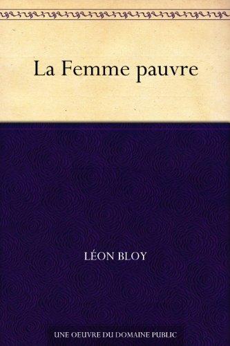 Couverture du livre La Femme pauvre