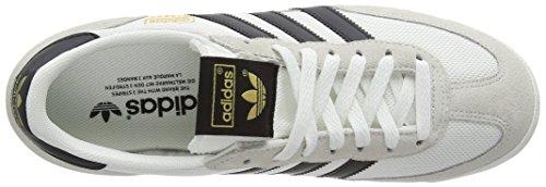 adidas Herren Dragon Turnschuhe Weiß (vintage White/core Black/off White)