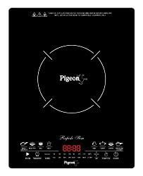 Pigeon Rapido Slim 2100-Watt Induction Cooktop