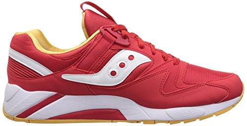 Saucony white Herren red Rot white Rot Sneakers red Saucony Grid 9000 Saucony 9000 Sneakers Grid Herren Originals Originals qq4rCpx