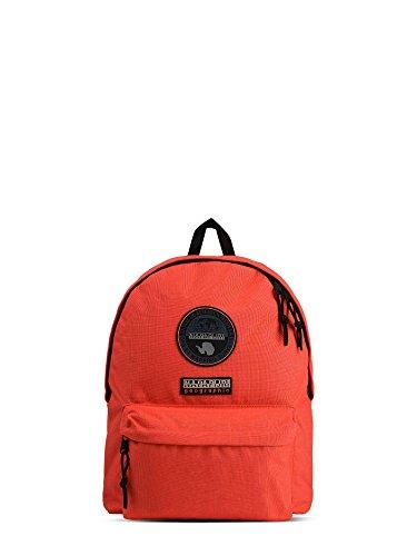 Napapijri Bags Zaino Casual, 40 cm, 22 liters, Rosso (Bright Red)