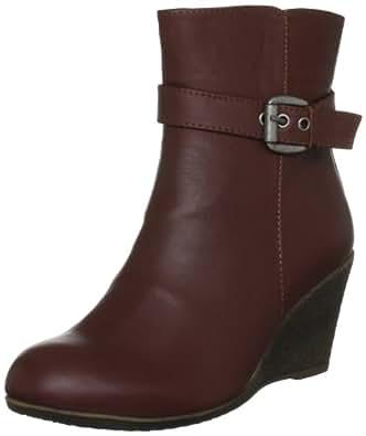 XTI Women's 29106 Camel Wedges Boots XTI20171037703 3 UK