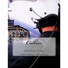 Cahier - Grand Format - 48 pages - Collection Sciences: Petits Carreaux - Design Original 3