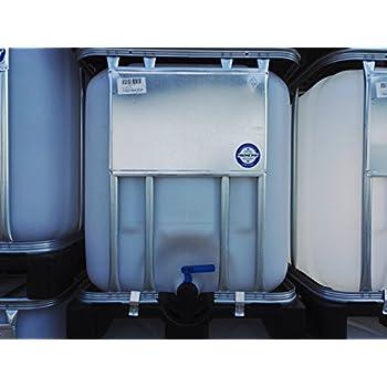 600 liter ibc container regentonne wasserfass tank garten. Black Bedroom Furniture Sets. Home Design Ideas