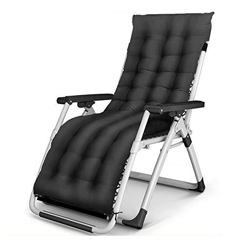 QIDI Lounge Chair, Lazy Chair, Sofa Chair, Fauteuil à Bascule, Pliable, Facile à Transporter, Ajustement Multi-Angle (Couleur : MUN-3)