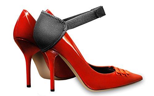 Preisvergleich Produktbild Damen-Fersenschutz, Neopren, Schuh-Absatzschoner für Autofahrer, schützt Schuh während der Fahrt