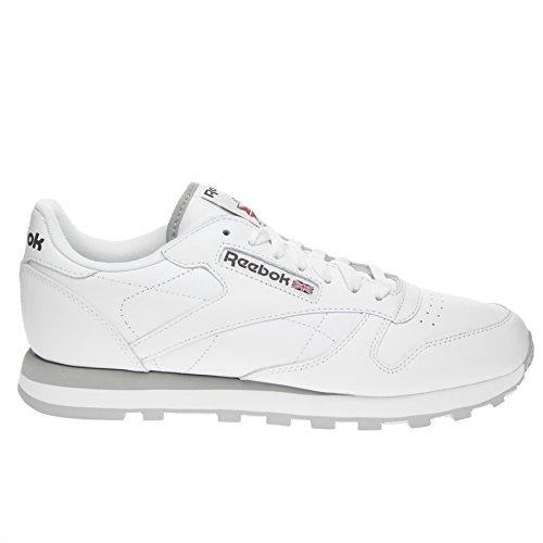 Reebok Herren Classic Leather Schuhe (Reebok Classic Turnschuhe)