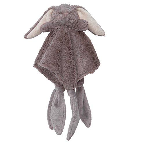Elegant Baby - Blankie Buddy Bunny Rabbit Plush Animal Comfort Blanket