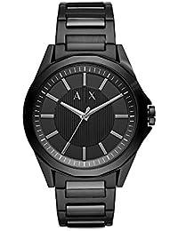 Armani Exchange Drexler Analog Black Dial Men's Watch-AX2620