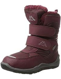 Kappa Unisex-Kinder Tundra Tex Kids Combat Boots