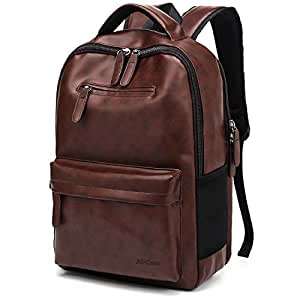 AirCase C34 25 Ltrs Laptop Backpack | 15.6 Inch Laptop Bag for Men & Women - Brown