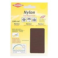 Kleiber Self Adhesive Waterproof Nylon Repair Patches, Brown