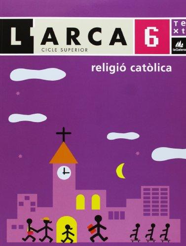 L'Arca Religió catòlica 6 informació - 9788441212633
