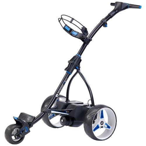Chariot de golf électrique Motocaddy S-5conect noir avec...