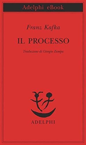 Il processo (Piccola biblioteca Adelphi)