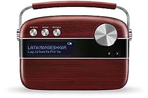 Saregama Carvaan SC03 Portable Digital Music Player(Cherrywood Red)