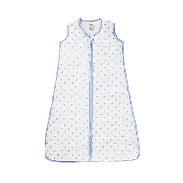 aden by aden + anais – Saco de dormir de invierno para bebé de 0-6meses, 2.5 tog