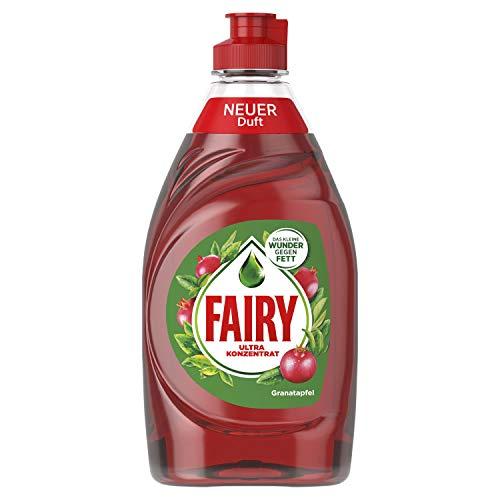 fairy ultra plus konzentrat Fairy Granatapfel Ultra Konzentrat Hand-Geschirrspülmittel, 10er Pack (10 x 450 g)