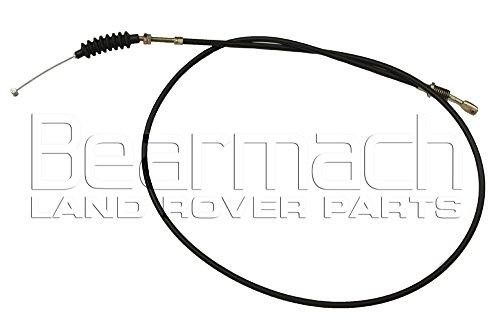 BR 1211 - accélérateur rhd de câble