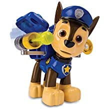 Paw Patrol Jumbo Sized Action Pup, Chase by Paw Patrol