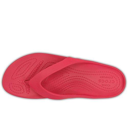 Crocs Kadee Ii Womens Sandali Di Vibrazione 652. RASPBERRY