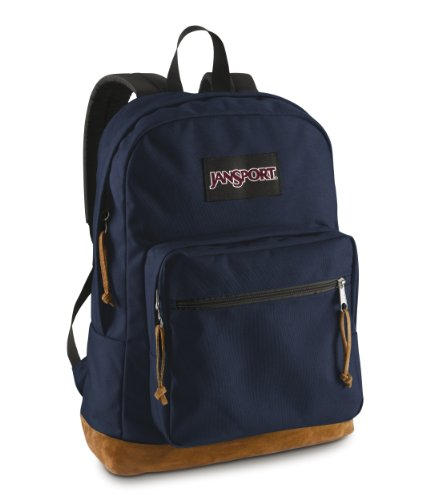JanSport Right Pack - Mochila, tamaño 31L, color navy trc8