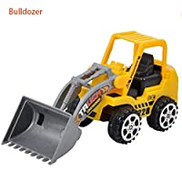 Aohua Popular Funny Engineering Vehicle Model Plastic Diecast For Kids Toy Car Gift