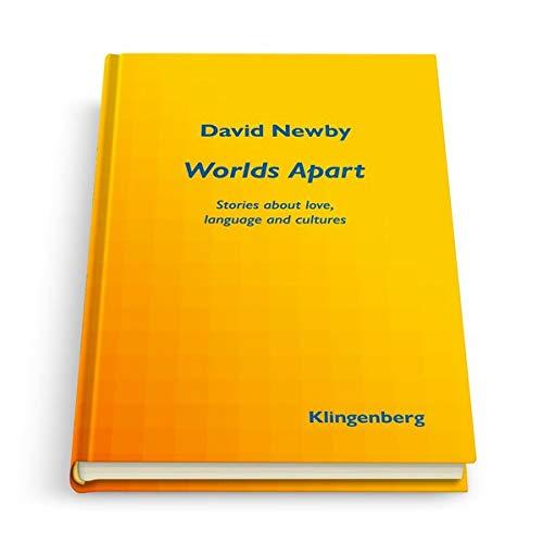 Buchseite und Rezensionen zu 'Worlds Apart: Stories about love, language and cultures' von David Newby