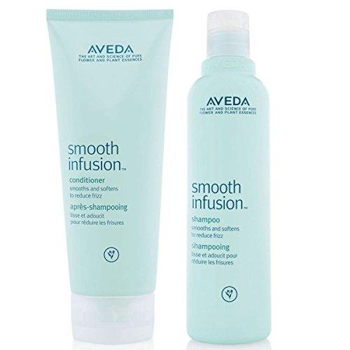 Aveda Smooth Infusion duo- Shampoo & Conditioner -
