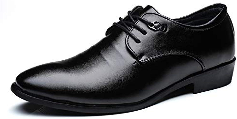 GBY Men's Fashion Fashion Fashion Oxford Casual Comodo Classico Pure Coloree Morbido Traspirante Scarpe Formali Scarpe Eleganti | Vinci molto apprezzato  | Sig/Sig Ra Scarpa  2bc2cc