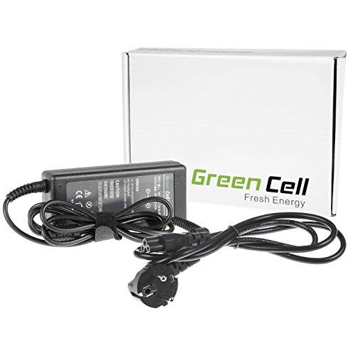 Green Cell® Cargador Notebook CA Adaptador para Asus X540SA-XX004D Ordenador (Salida: 19V 3.42A 65W, Dimensiones de la clavija: 4.0-1.35mm) Laptop Cable de Alimentación para PC Portátil