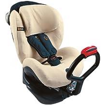BeSafe 525298 Protector para asiento de coche accesorio para silla de coche para bebes - accesorios para sillas de coche para bebes (Protector para asiento de coche, IZI Combi/IZI Comfort X3, Beige)