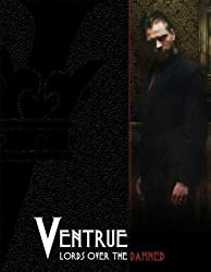 Ventrue: Lords Over the Damned (Vampire the Requiem) by Will Hindmarch (2008-01-23)