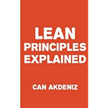 Lean Principles Explained by Can Akdeniz (2015-02-17)