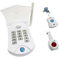 Ancianos OAP alarma antipánico - Auto de alarma llamada Dial disminuyeran cuidado casa de alarma