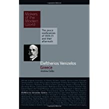 Makers of Modern World Subscription: Eleftherios Venizelos: Greece (Makers of the Modern World)