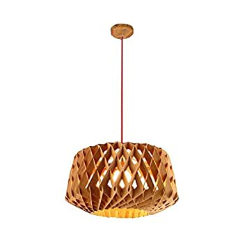 cac pers nlichkeit kurze nordic honeycomb pendelleuchte hartes holz graviert diy tropfenlampe w. Black Bedroom Furniture Sets. Home Design Ideas