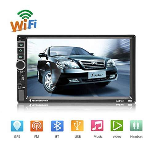 Huashao Auto 7 Zoll MP5 Großbild Navigation Android Auto Bluetooth Multifunktions GPS Navigation integrierte Maschine