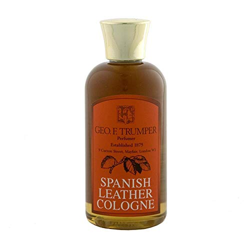 Geo F Trumper Spanish Leather Cologne Splash (100ml) -