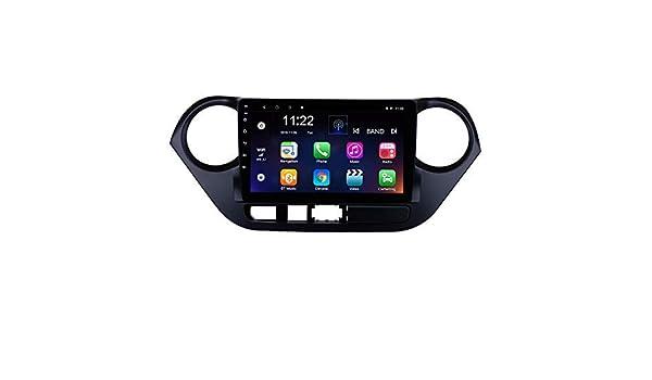 liuxi9836 Autoradio Doppia DIN Radio 7 Pollici con Apple CarPlay Camera Bluetooth Radio FM Bluetooth Supporto MP5 Player per Android iOS Mirror Connection