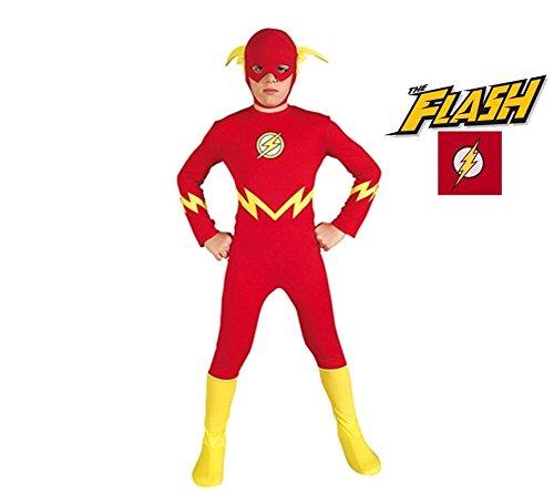 Rubie's Klassische Flash-Kostüm für - Klassische Flash Kostüme
