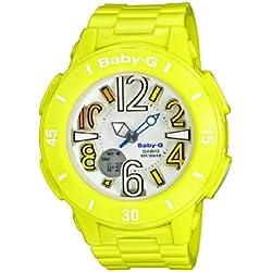Casio Damen-Armbanduhr XL Baby-G Analog - Digital Quarz Resin BGA-170-9BER